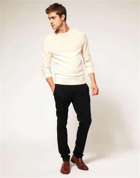 Sweater Rusa how to wear brown shoes 16 with brown dress shoes