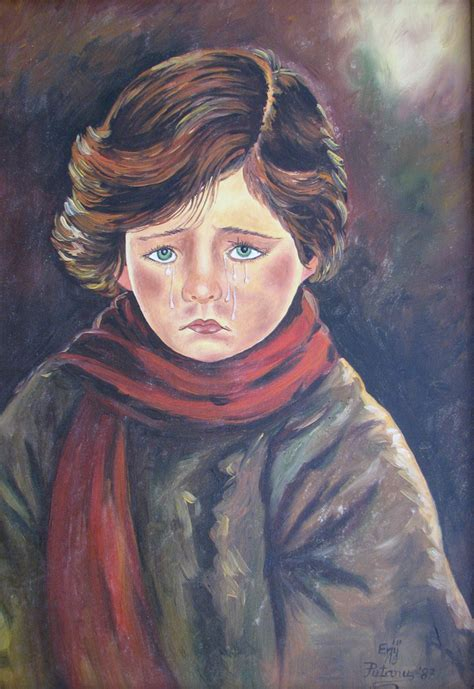 painting boy gallery of paintings on canvas boy