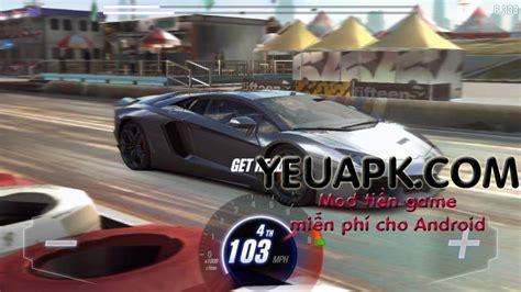 game csr racing mod cho android csr racing 2 hd mod tiền game đua si 234 u xe cấp số cho android