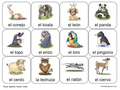 Animal Gift Card - funny animal cards printable spanish