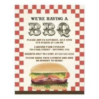 cookout invitation template cookout invitation wording ideas on popscreen