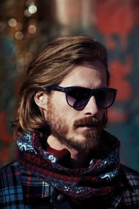 awesome long hairstyles for men 2015