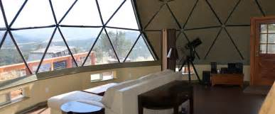 Geodesic Dome Home Interior by Domes Geodesic Kirk Nielsen