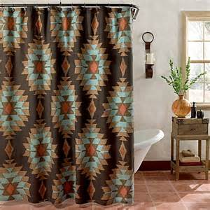 southwest style shower curtains buy suba 72 inch x 96 inch shower curtain from bed bath