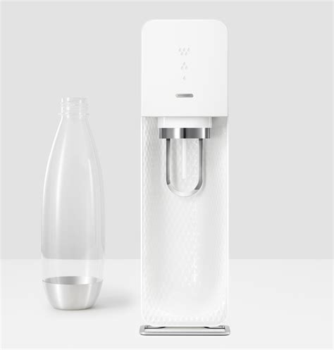 designboom water bottle sodastream source new collection by yves behar