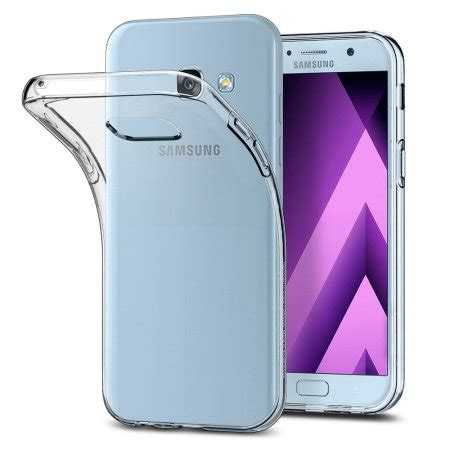 olixar ultra thin samsung galaxy a3 2017 100 clear