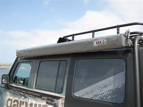 arb shade awning garvin 44090 adventure rack arb awning kit for 07 18 jeep