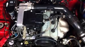 Suzuki G16a Engine Suzuki X90 1 6 L 1590 Cc Sohc G16a Inline 4 Cylinder