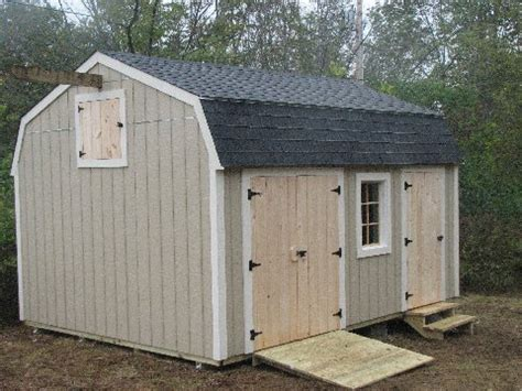 Build Your Own Storage Shed Kit