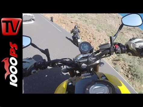 Yamaha Motorrad Sound by Video Yamaha Xsr 900 2016 Preis Details