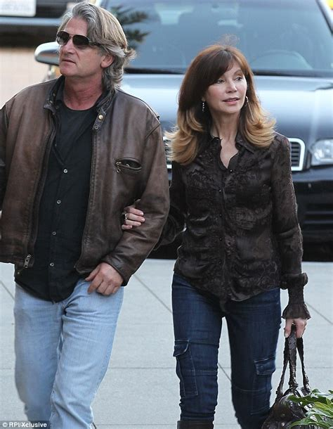 Dallas star Victoria Principal, 61 , looks youthful in Malibu   Daily Mail Online