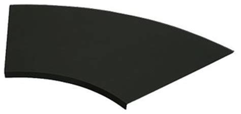 Curved Desk Pad by Kn 214 S Desk Pad Curved Modern Desk Accessories By