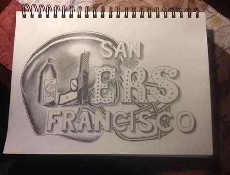 49ers Sketches by 49ers Drawing At Getdrawings Free For Personal Use
