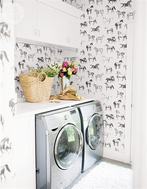 design laundry her design lesson fun and functional laundry room style at home