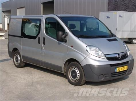 opel vivaro 2007 used opel vivaro vivaro 2 0cdti box body year 2007 price