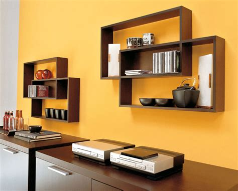 contemporary shelving contemporary wooden wall shelf decosee com