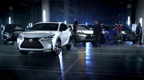 lexus commercial actress first sight lexus nx super bowl 2015 tv spot make some noise ispot tv