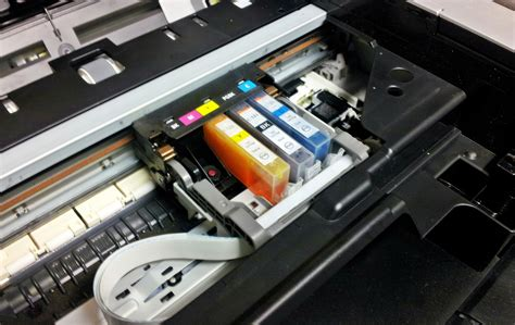 reset mp280 printing with the black ink cartridge only