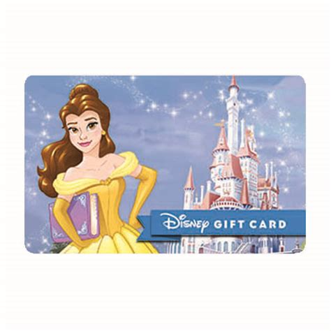 Big 5 Gift Cards - your wdw store disney collectible gift card dream big belle