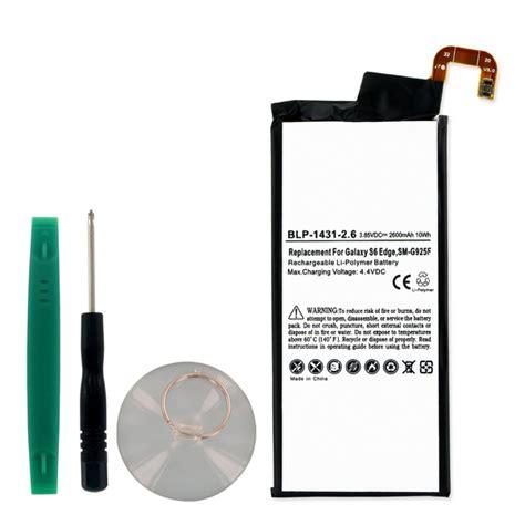 Terbaru Baterai Samsung Galaxy S6 Edge 2600mah Eb Bg925abe samsung eb bg925aba cellular battery samsung eb bg925abe 3