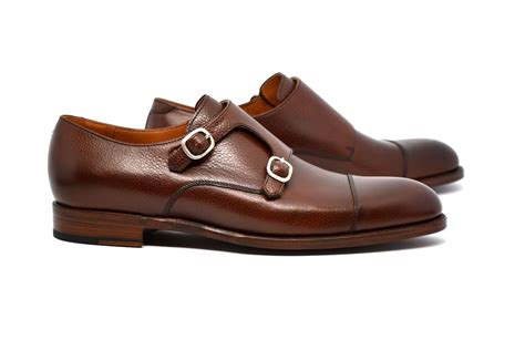 Handmade Mens Shoes - handmade mens leather boots monke shoes formal