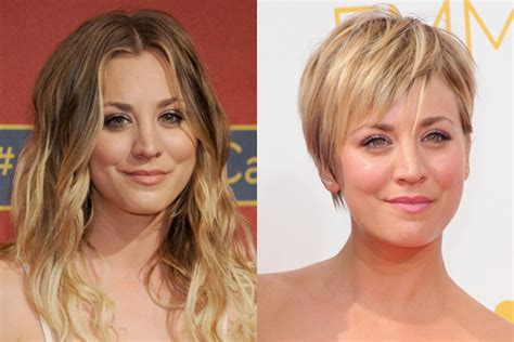 before and after hair styles of faces 11 celebrities tell you how to go short pretty designs
