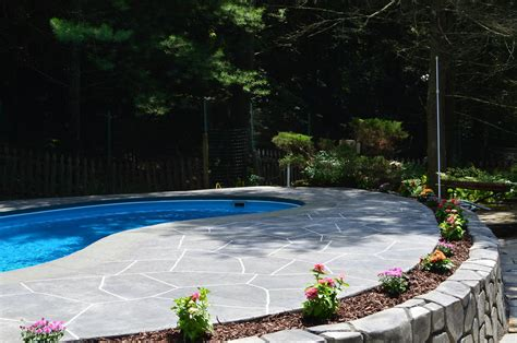 swimming pool landscaping what plants to avoid