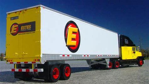 estes motor freight carrier spotlight estes express lines the logistics