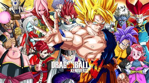 dragon ball xenoverse wallpaper 1080p wallpaper dragon ball xenoverse 02 1080p 720p jeux jvl