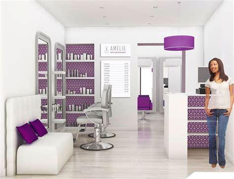 decoracion para peluquerias dise 241 o de locales peluquer 237 a amelie