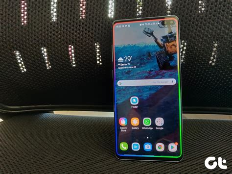 5 best galaxy s10 and s10 plus wallpaper apps that you should get