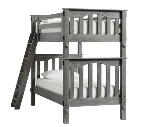 Kendall Twin Over Twin Bunk Bed Pottery Barn Kids Pottery Barn Kendall Bunk Bed