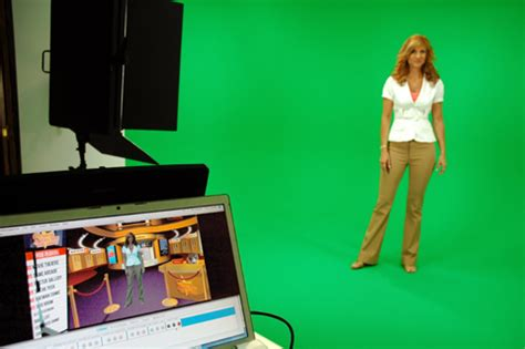 chroma key backdrop options: green or blue? | photographic