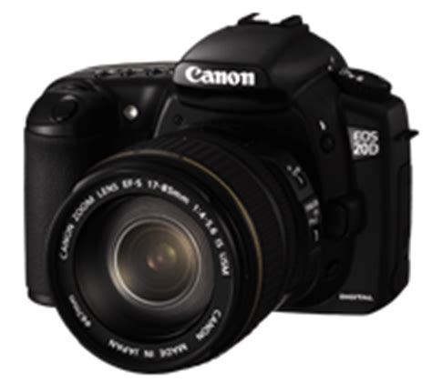 eos 20d support download drivers, software and manuals