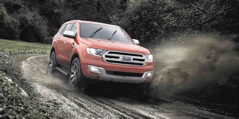 define rugged all new ford everest redefines the meaning of rugged and smart motioncars motioncars