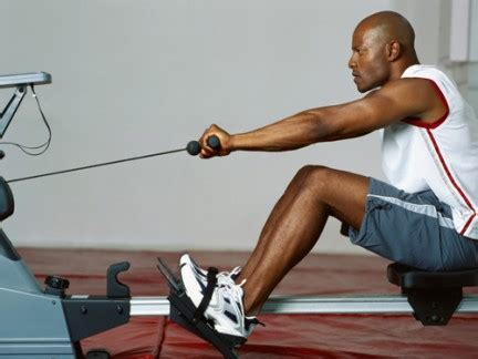 rock the boat workout maximise your rowing machine workout men s health