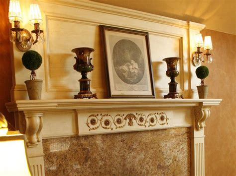 mantle designs fireplace mantel designs hgtv