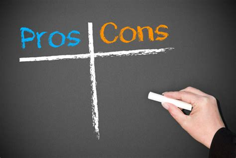 Pros And Cons Of Mba Degree pros and cons of joining a business accelerator program