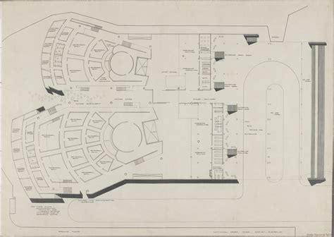 sydney opera house floor plan sydney opera house utzon drawings state records nsw