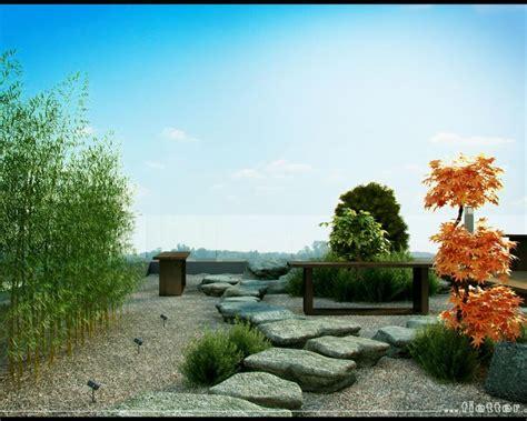 zen garden desktop wallpaper wallpapersafari