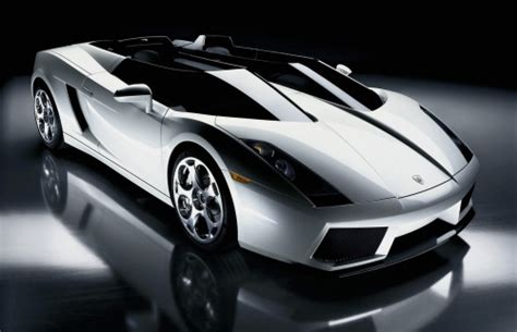 lamborghini concept s single seat roadsters xcitefun net