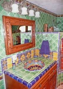 mexican tile bathroom ideas 1000 images about bathroom ideas on mexican