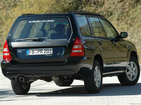 forester subaru 2003 2003 subaru forester x20 related infomation specifications