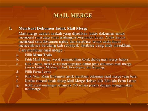 Katalog Induk Naskah Naskah Nusantara Jilid 3 B Fakultas Sastra Ui tik x mail merge