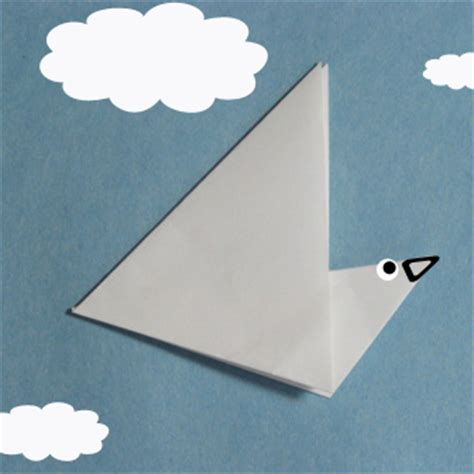 origami simple bird birds origami how to origami simple bird easy bird