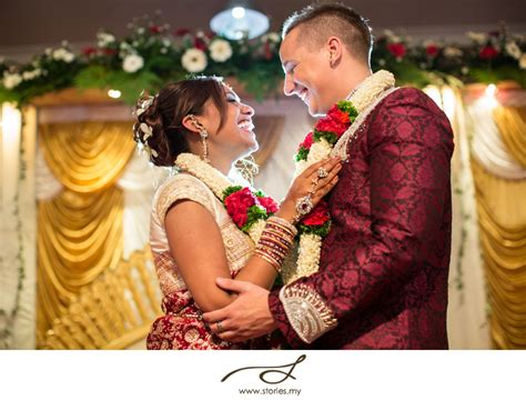 malaysian film wedding hindu temple wedding chris anusha malaysia wedding