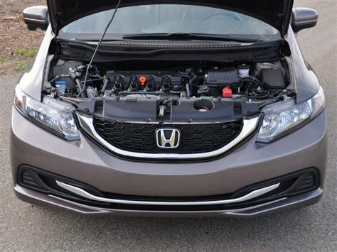 Honda Civic 1 8 At Thn 2015 review 2015 honda civic ex sedan ny daily news