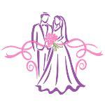 Wedding Organizer Logo by Design Wedding Services Logos Free Logo Maker
