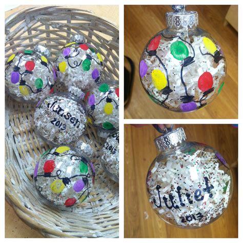 christmas ornament craft ideas craft ideas preschool gifts and ornament