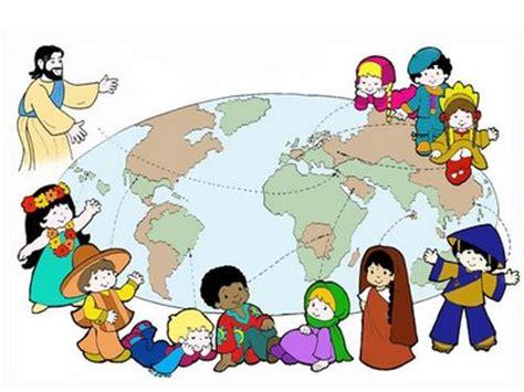 imagenes de niños jugando y compartiendo ni 241 os misioneros anunciando a cristo compartiendo el